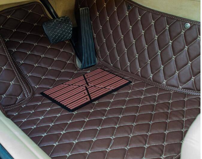 car mats leather XPE 5D car mats for  Honda FIT/ Crosstour/ EVERUS/ CR-Z/  CRIDER