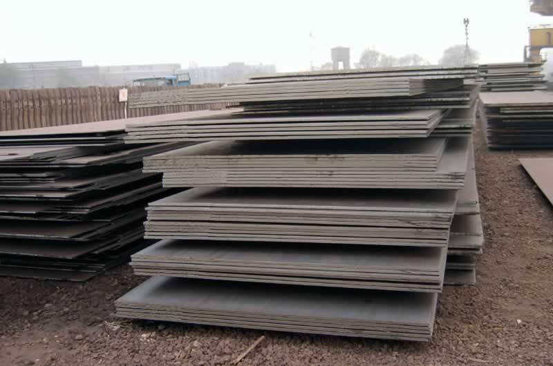clad steel plate