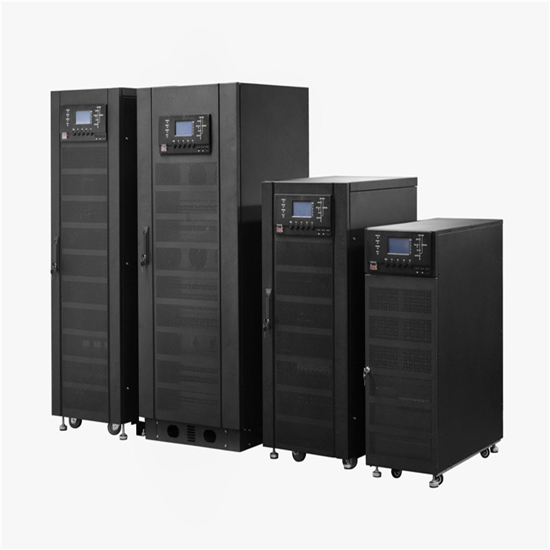 3 Phase Online High Frequency UPS Power Supply 15-400kva With Output PF0.9