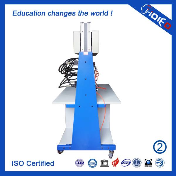 PLC Controlled Hydraulic and Pneumatic Trainer,technical educational trainer,vocational training dev