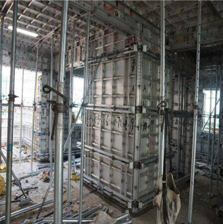 Aluminum alloy Formwork for Concrete (Metal Formwork For Construction)