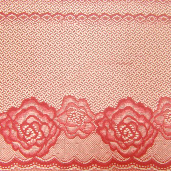 Nylon lace,use for unerwear and garments,goo quality yarn and good