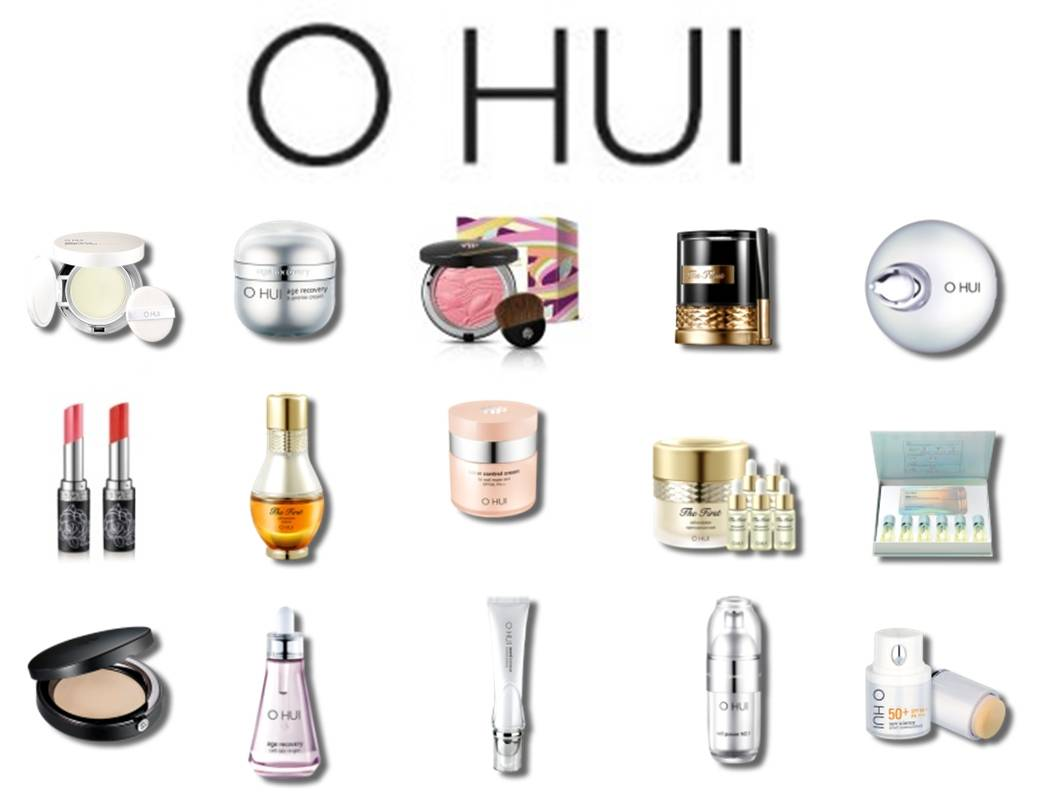 [O HUI] KOREAN COSMETICS WHOLESALE AMICELL
