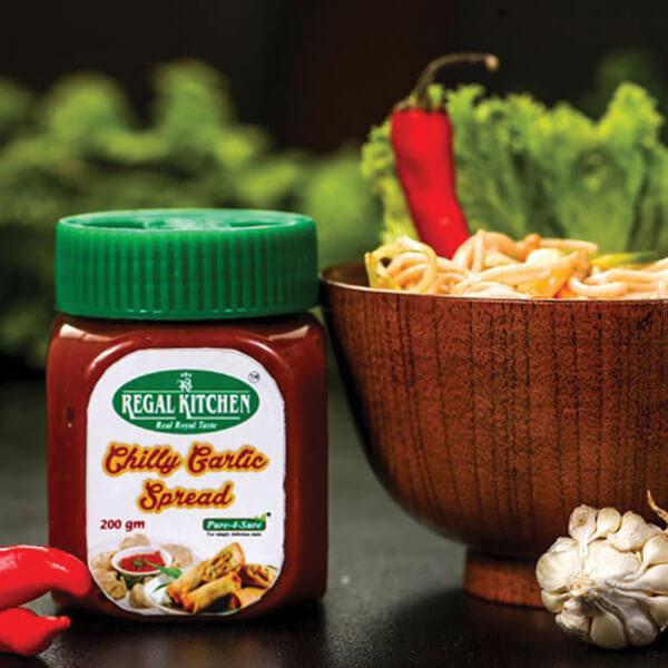 Chilli Garlic Spread - 200gm