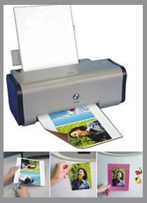 Inkjet Magnetic Paper