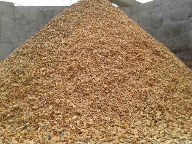 Wood Chips for MDF etc
