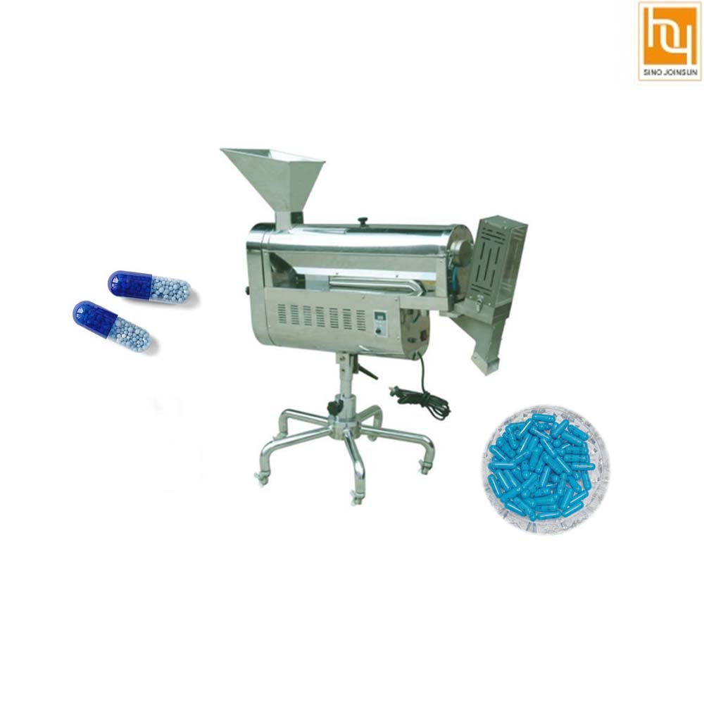 capsule sorting polishing machine