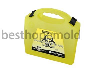 Plastic First Aid Kits/plastic injection molding/mold tooling/