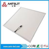 High brightness 45w 600x600 LED panel light square no screws. 2700-8000k SMD4014 led ceiling panel l