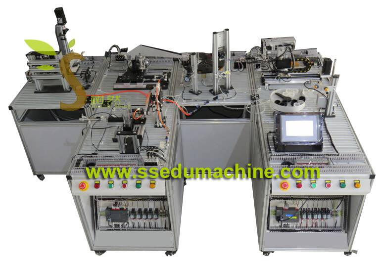 Modualr Product System MPS Mechatronics Trainer Educational Equipment