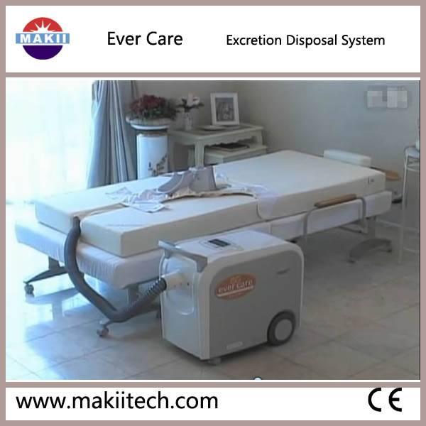 Healthcare Product Intelligent Nursing Bed Toilet