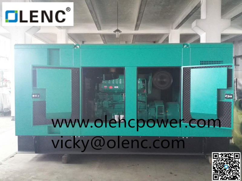 Factory sales60hz cummins diesel generator