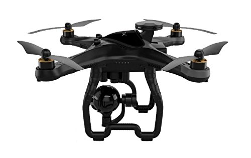 MOTA GIGA-8000 Commercial-Grade Quadcopter - Integrated 1080p FPV Camera with optional Gimbal Vehicl