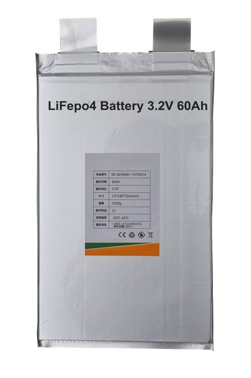 3.2V 60AH LiFePO4 Battery / Lithium-ion Battery For Telecommunication Equipment