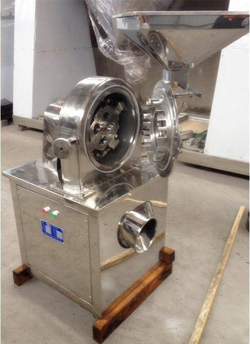 Air-cooled Turbine Crusher