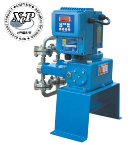 Pulseless Metering Pumps PKP-Series