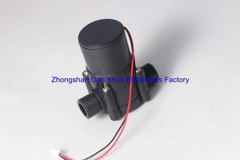 3.5w 9.8-18.5 V DC Hydroelectric power hydro generator Portable water charger hydro water flow gener