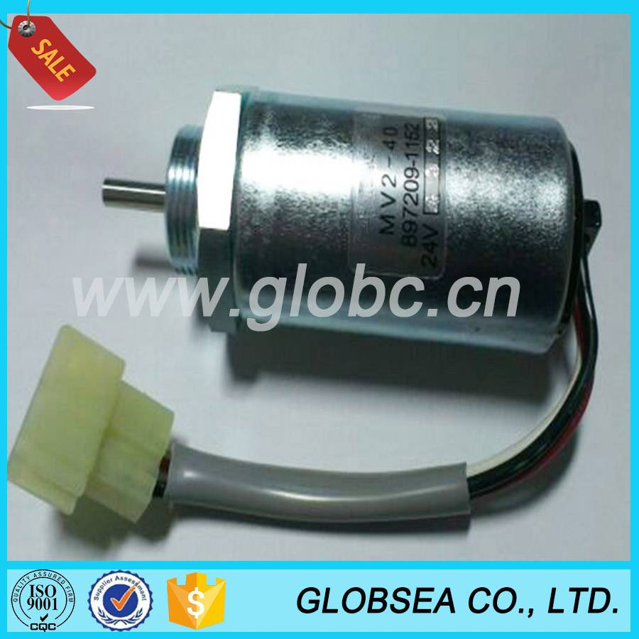 HIgh quality fuel engine diesel solenoid valve Hitachi EX55