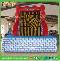 Inflatable Sticky Wall, inflatable sports game
