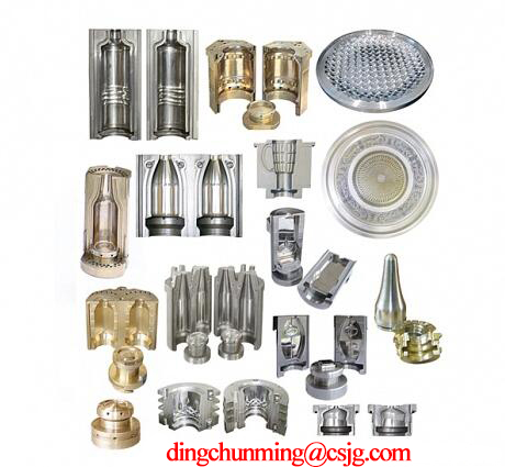 Mold for Glass Container & Tableware