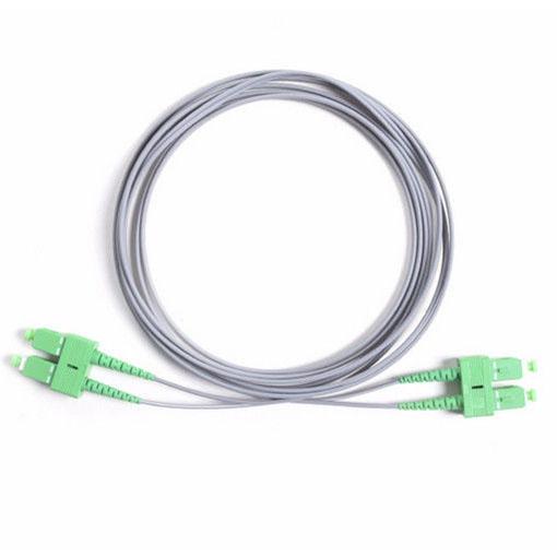 SC-SC Fiber optic patch cord SM DX