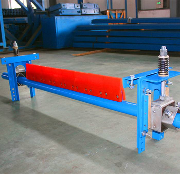 H-type Cleaner Applicated for Belt Conveyor