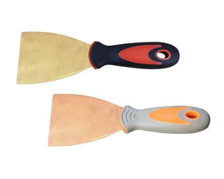 Putty Knives Nonsparking non spark resistant putty knife/FM TUV GS UKAS APPROVED