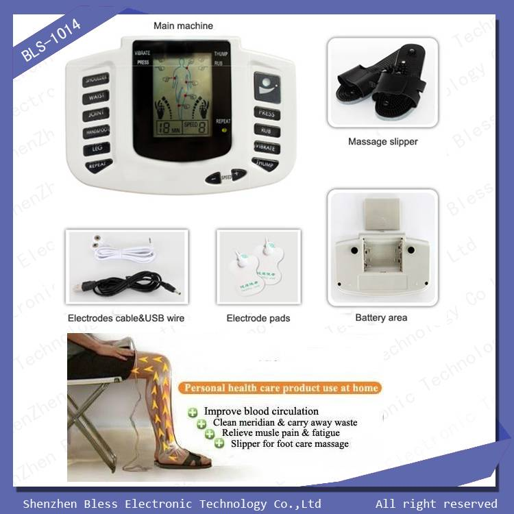 BLS-1014 Smart electronic pulse massager