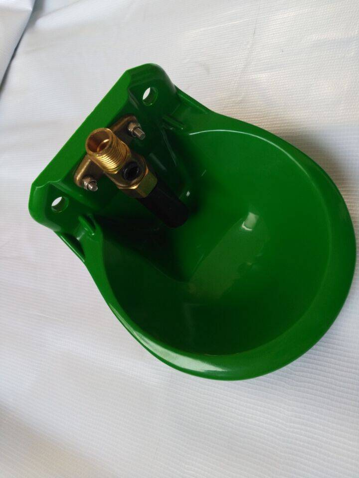 factory product non-toxic plastic water bowl for sheep veterinary equipment