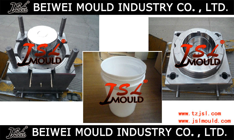 OEM quality coating container plastic mould