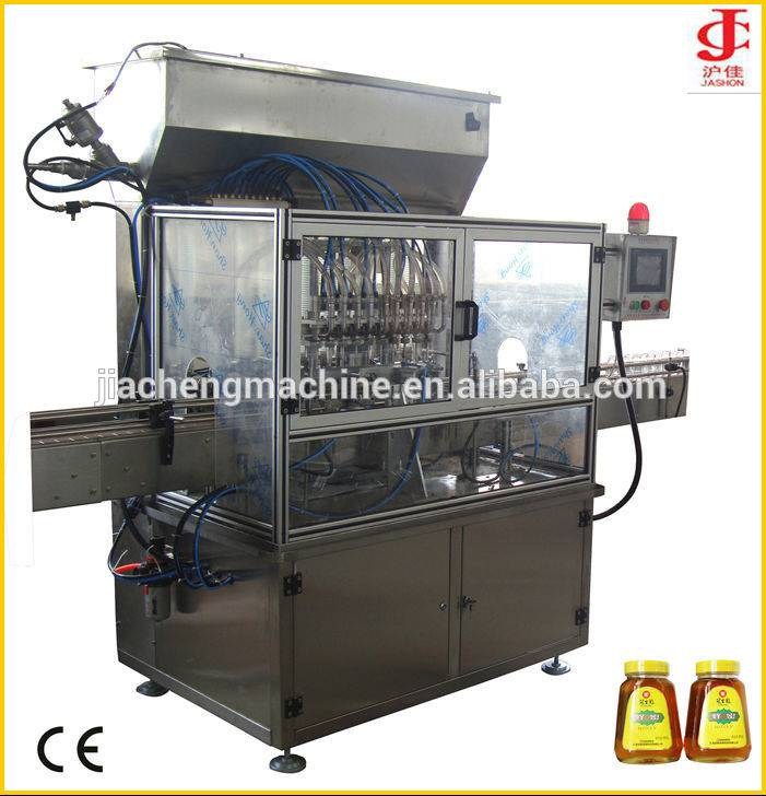 Hot sale automatic soybean paste filling machine
