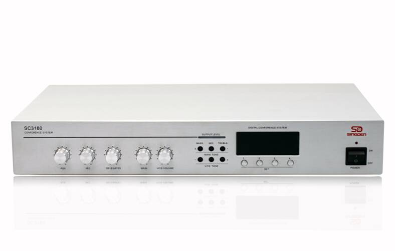 Conference System Central Control Unit SC3180 - SINGDEN