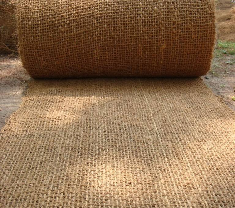 COCO NET/ COIR NET/ COCO FIBER NET/ COCO BLANKET/ EROSION CONTROL BLANKETS