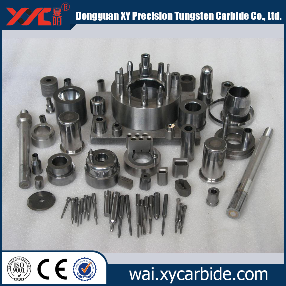 customized tungsten carbide parts