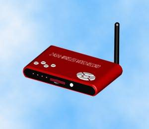 2.4GHz Wireless DVR System