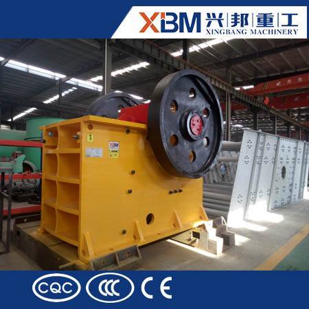 XBM jaw stone crusher /jaw crusher /jaw crusher plant
