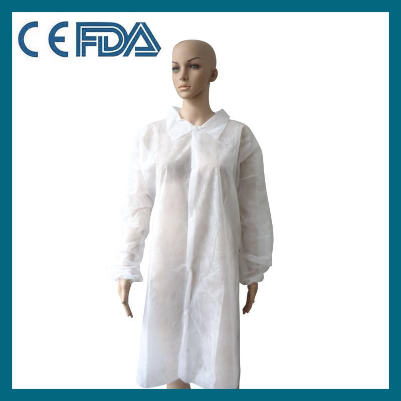Disposable nonwoven working wear