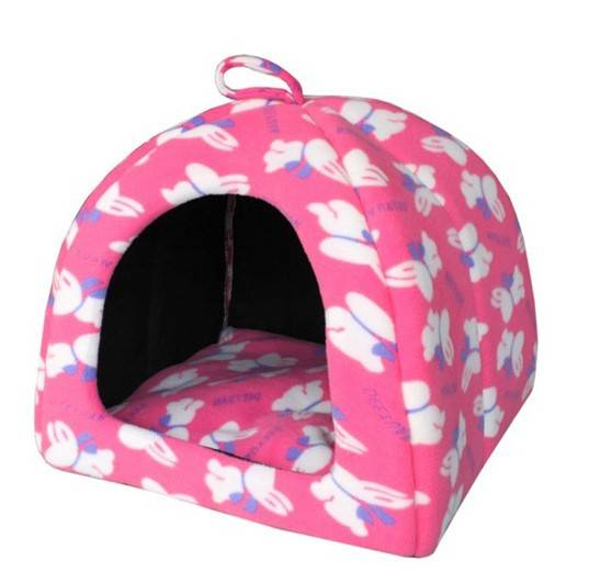 Soft pet house