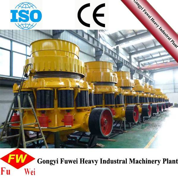 High Efficiency Fine Crusher with Large Capacity