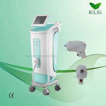 portable diode laser 808nm hair removal machine