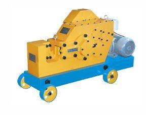 GQ50 4kw steel round bar cutting machine carbon stell cutter