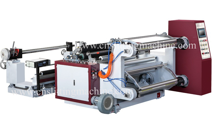 Horizontal PLC controlled Slitting Machine (ZWQ)