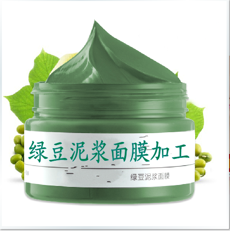 Mung Bean Mud Mask