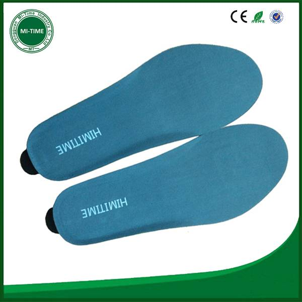 Fashion design mobile phone bluetooth App controlled heating insole