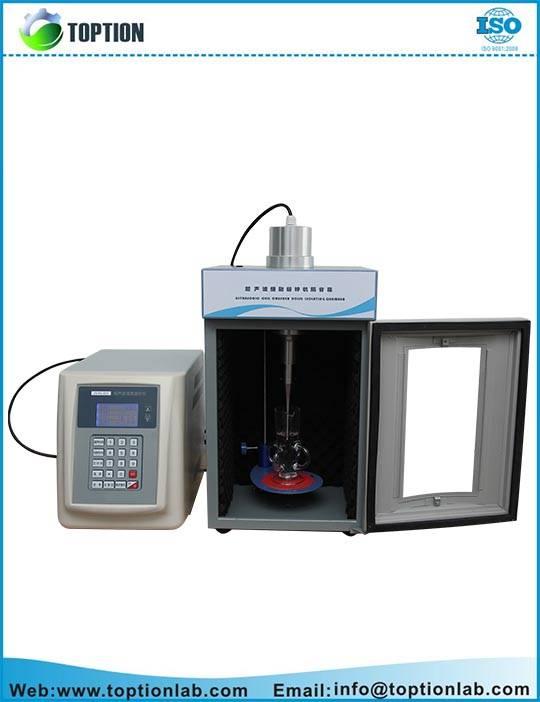 Ultrasound nano material dispersion instrument Ultrasonic Homogenizer/ultrasonic emulsification devi