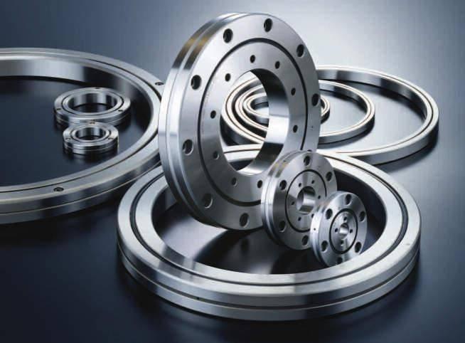 Crossed Cylindrical Roller Bearings RA series