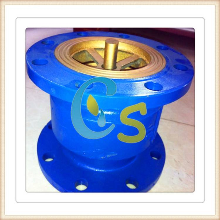 Flange Silencer Check Valve MADE IN CHINA