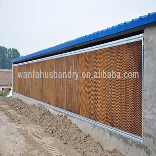 2015ready sale poultry farm evaporative cooling pad for broiler,duck house