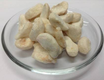Freeze Dried Mangosteen from Thailand
