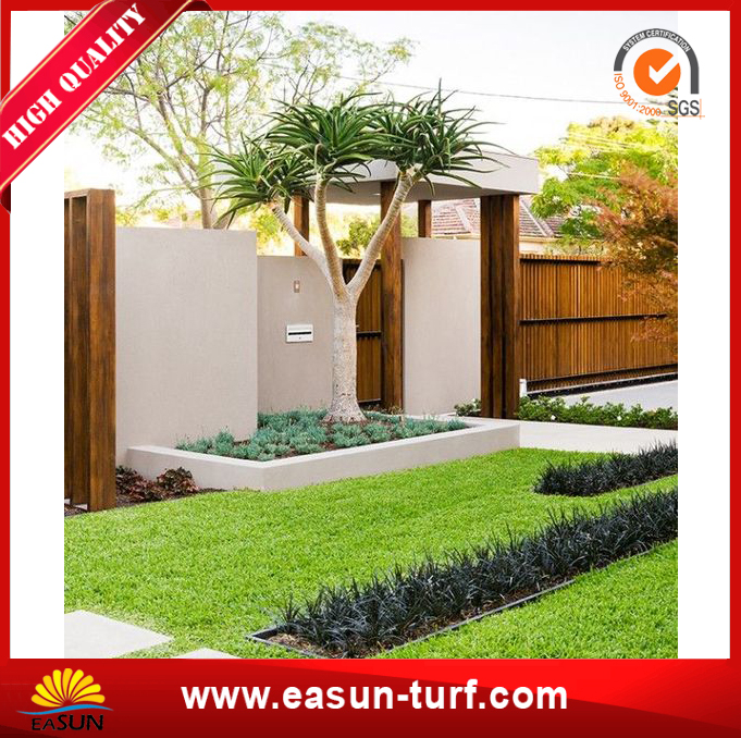 Best Selling Garden Plastic Artificial Turf Grass with Lowest Price-MY